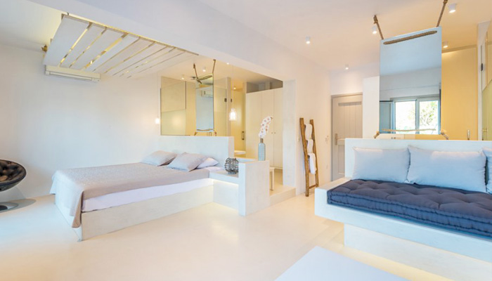 suite in mykonos